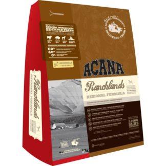 Acana Grain Free Ranchlands / червено месо/ - 13 кг. - за кучета над 12 месеца