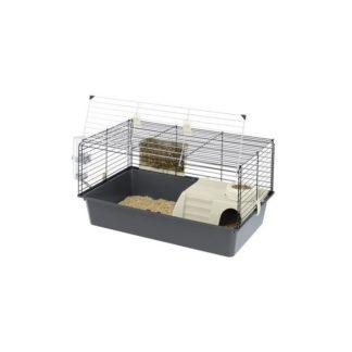 Клетка за зайци и морски свинчета FERPLAST CAGE RABBIT/CAVIE 80, 79х49х43,5 см