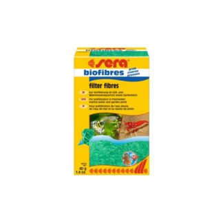 Биомеханичен филтърен материал SERA BIOFIBRES едри, 40 g