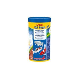 Храна за кои до 12 cm SERA KOI ROYAL MINI, 1000 ml
