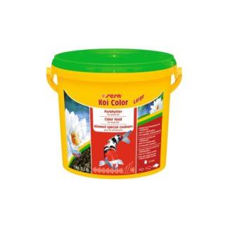 Оцветяваща храна за кои над 25 см SERA KOI COLOR LARGE, 3800 ml