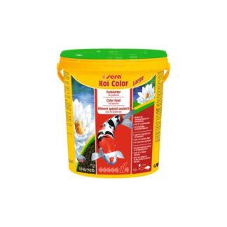 Оцветяваща храна за кои над 25 см SERA KOI COLOR LARGE, 21000 ml