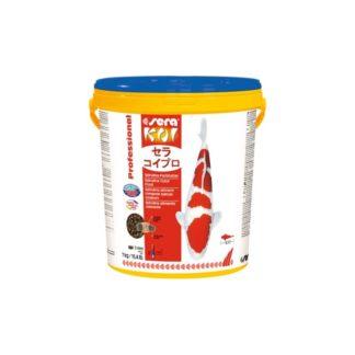 Оцветяваща храна със спирулина SERA KOI PROFESSIONAL SPIRULINA COLOR FOOD, 7 kg