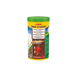Гранулирана храна за езерни риби SERA POND GRANULAT, 1000 ml