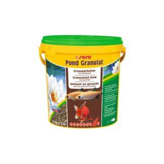 Гранулирана храна за езерни риби SERA POND GRANULAT, 10000 ml
