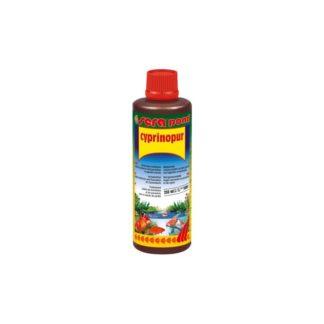 Препарат срещу бактерии и паразити SERA POND CYPRINOPUR, 250 ml