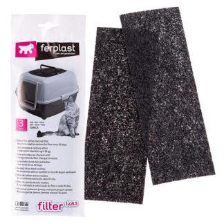 Филтър за Ferplast GENICA - L483 AKTIVE COAL FILTER