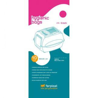 Торбички за котешка тоалетна Ferplast GENICA - FPI 5365