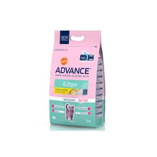 Advance Cat Kitten 15кг