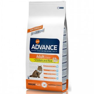 Advance Cat Adult Chicken&Rice 15кг