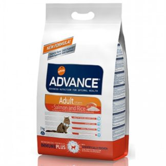 Advance Cat Adult Salmon&Rice 3кг