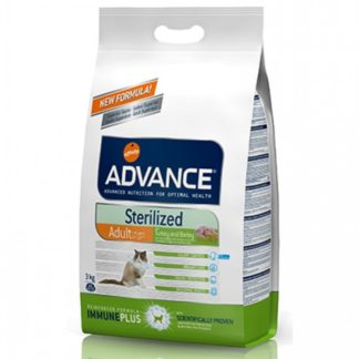 Advance Cat Sterilized 3кг