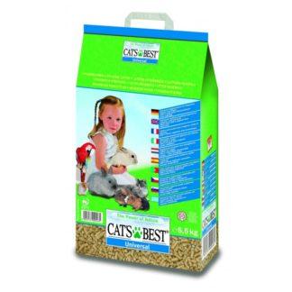 Cats Best Universal 10 L - органични пелети