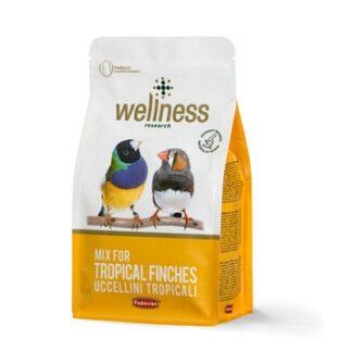 Храна за финки PADOVAN WELLNESS TROPICAL FINCHES, 1 kg