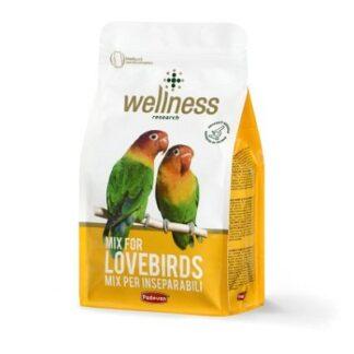 Храна за неразделки PADOVAN WELLNESS LOVEBIRDS, 850 g