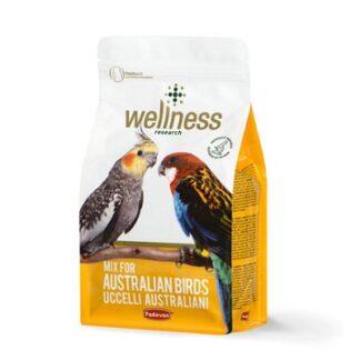 Храна за австралийски папагали PADOVAN WELLNESS AUSTRALIAN BIRDS, 850 g