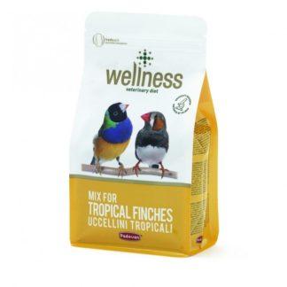Wellness Премиум храна за финки 1kg.