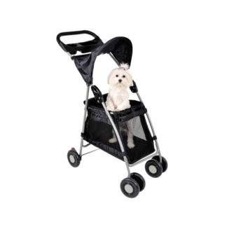 Количка за кучета CAMON C116/G WALK'N'ROLL STROLLER