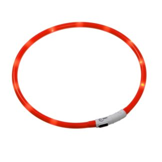 LED нашийник KARLIE VISIO LIGHT LED TUBE COLLAR, 70 cm