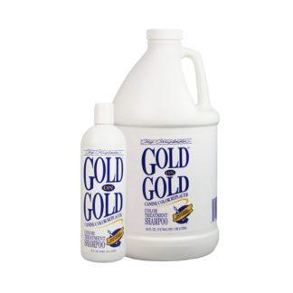 Шампоан CHRIS CHRISTENSEN GOLD ON GOLD за златиста козина, 118 ml