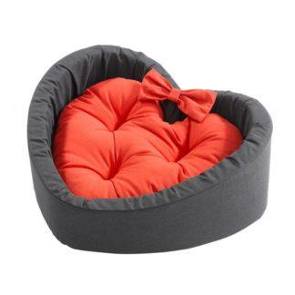 Легло за кучета и котки Ferplast CUORE SMALL