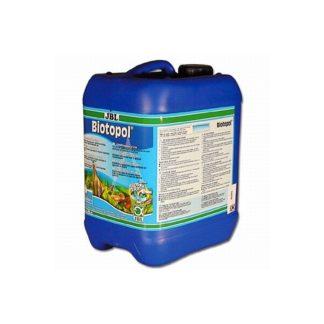 JBL Biotopol - Препарат за стабилизиране и поддръжка на водата на сладководни аквариуми 5 l