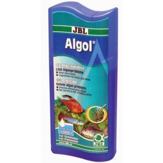 JBL Algol - Препарат против образуването на плесени и водорасли 250 ml