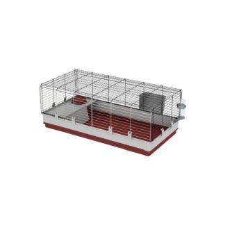 Оборудвана клетка за гризачи FERPLAST CAGE KROLIK LARGE, 100х60х50см
