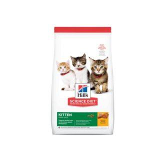 Суха храна HILL'S SCIENCE DIET® KITTEN CHICKEN RECIPE за котенца до 12 м, 7 kg