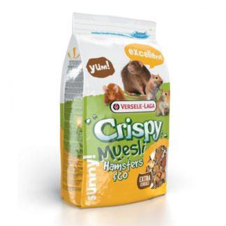 Храна за хамстери VERSELE LAGA CRISPY MUESLI HAMSTER & CO, 400 g