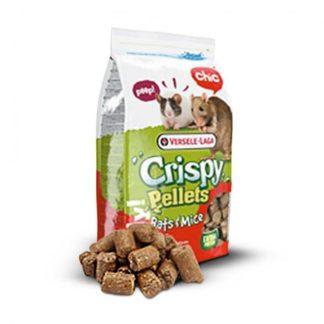 Crispy Pellets - Rats & Mice - гранулирана храна за мишки и плъхчета 1 kg