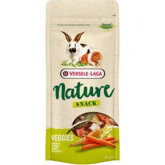 Лакомство VERSELE LAGA NATURE SNACK VEGGIES със зеленчуци за зайци и други малки животни, 85 g