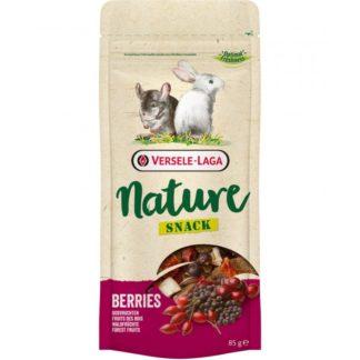 Лакомство VERSELE LAGA NATURE SNACK BERRIES с горски плодове за зайци и други малки животни, 85 g