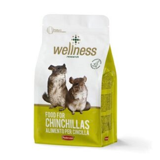 Храна за чинчили PADOVAN WELLNESS CHINCHILLAS, 1 kg