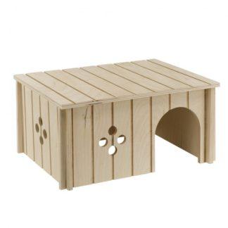 Дървена къща за гризачи Ferplast SIN 4647