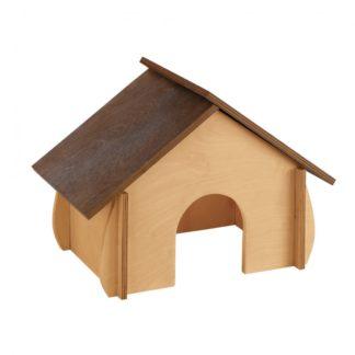 Дървена къща за гризачи Ferplast SIN 4649