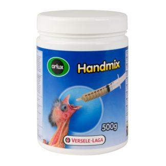 Храна за ръчно хранене на новоизлюпени канари и малки птици VERSELE LAGA OROLUX HANDMIX, 500 g