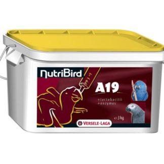 Смес за ръчно хранене на бебета големи папгали VERSELE LAGA NUTRIBIRD A19, 3 kg