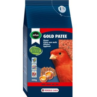 Мека яйчна храна за червени канари VERSELE LAGA OROLUX GOLD PATEE RED CANARIES, 1 kg