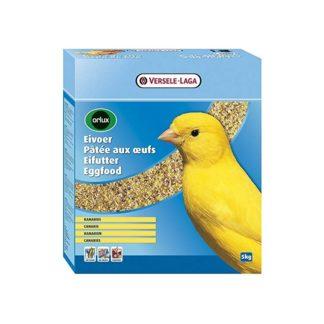 Суха яйчна храна за жълти канари VERSELE LAGA OROLUX EGGFOOD DRY CANARIES, 5 кг