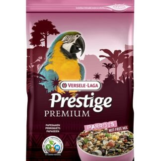 Пълноценна храна за големи папагали VERSELE LAGA PREMIUM PARROTS, 2 kg