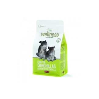 Wellness Премиум храна за чинчили 1kg.