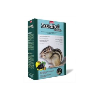 Padovan Пълноценна храна за катерици.Опаковка:750гр.