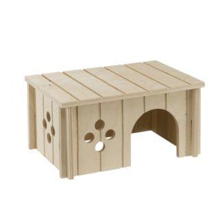 Дървена къща за гризачи Ferplast SIN 4645
