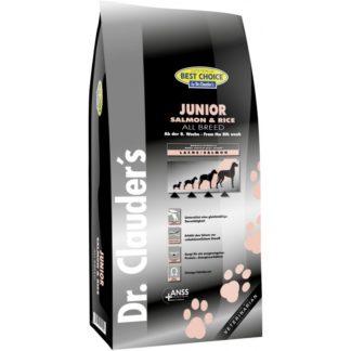 Best Choice Super Premium Mini Salmon & Rice Junior- за подрастващи кучета от дребни породи със сьомга и ориз - 400 гр.