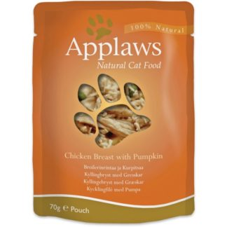 Applaws Chicken with Pumpkin in Broth - с пилешки гърди и тиква 70 гр