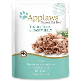 Applaws Tuna Wholemeat in Jelly - с риба тон в желе 70 гр