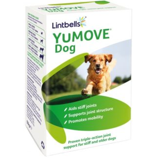 Добавка за стави YUMOVE DOG, 60 таблетки
