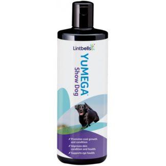 Добавка за козина и кожа YUMEGA SHOW DOG, 500 ml
