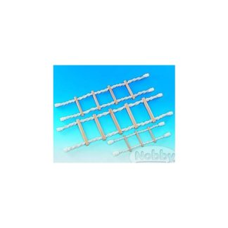Играчка за папагал - стълбичка 31355 - 37х12 см - 3 стъпала